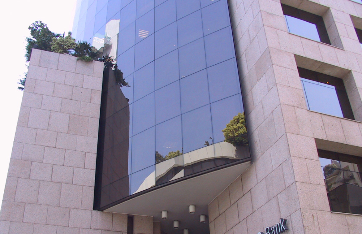 Structural Glazing / Curtain Walls / Skylights / Spider system