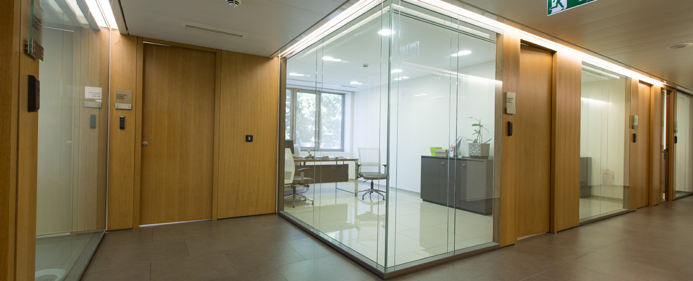 Clearline Partitions
